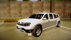 Dacia Duster Limuzina para GTA San Andreas
