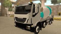 Hola-Land hormigonera camión Iveco
