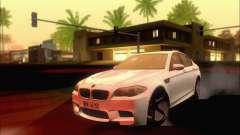 BMW M5 Vossen