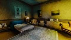 Nuevas texturas en el primer piso de la novela para GTA 4