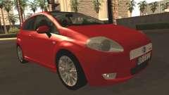 Fiat Grande Punto para GTA San Andreas