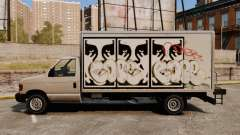 Nuevo graffiti para corcel para GTA 4