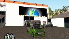 Gacela grúa para GTA San Andreas