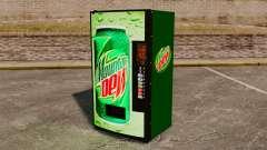 Nuevas máquinas expendedoras de refrescos