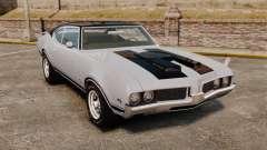 Oldsmobile Cutlass Hurst 442 1969 v2