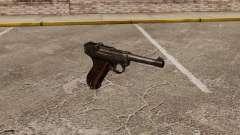 Pistola Parabellum v1