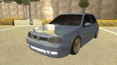 Volkswagen Golf MK4 Gti Eurolook para GTA San Andreas