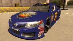 Toyota Camry NASCAR No. 87 AM FM Energy para GTA San Andreas