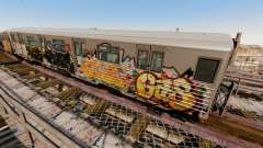 Nuevo graffiti de metro para v4 para GTA 4
