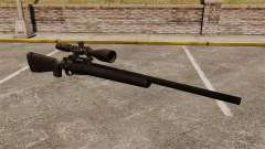 El rifle de francotirador M24