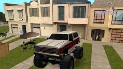 Rancher Monster para GTA San Andreas