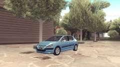 Peugeot 307 para GTA San Andreas