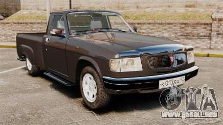 GAZ-3110 Pickup para GTA 4