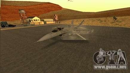 Hydra GTA V para GTA San Andreas