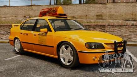 Taxi2 con nuevos discos para GTA 4
