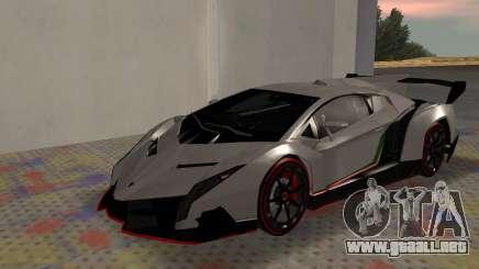 Lamborghini Veneno Advance Edition para GTA San Andreas