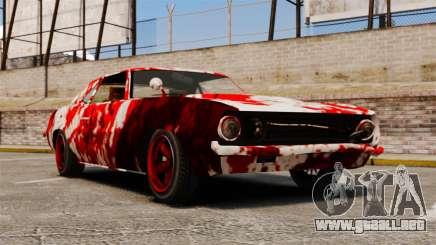 Nuevo color para Vigero oxidado para GTA 4