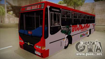 Busscar Urbanus SS Volvo B10 M Busmania para GTA San Andreas