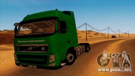 Volvo FH16 para GTA San Andreas
