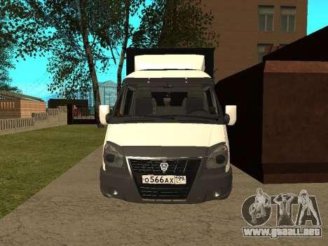 Empresas 33023 gacela para GTA San Andreas left