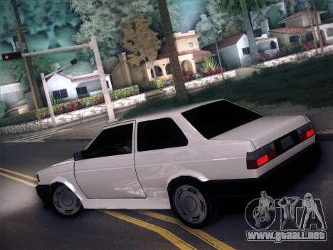 Volkswagen Voyage GL 94 2.0 para GTA San Andreas left