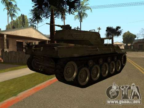 M18-Hellcat para la visión correcta GTA San Andreas