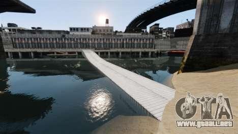 Bohan-Dukes Off Road Track para GTA 4 séptima pantalla