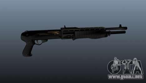 Escopeta Half-Life para GTA 4 tercera pantalla