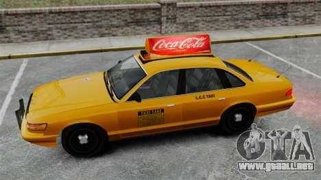 Real publicidad en taxis y autobuses para GTA 4 novena de pantalla