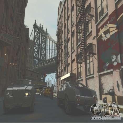 Pantalla de arranque de color para GTA 4 segundos de pantalla