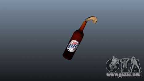 Cóctel Molotov-Miller Lite- para GTA 4