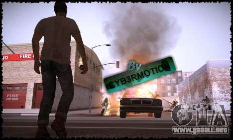 Trevor, Michael, Franklin para GTA San Andreas sexta pantalla