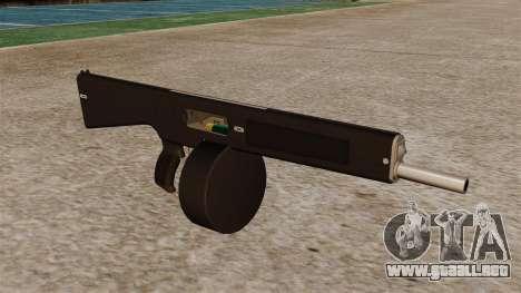 La escopeta AA-12 para GTA 4