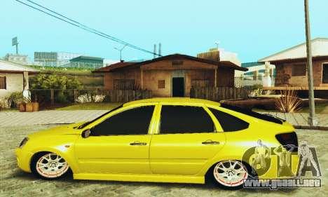 Lada Granta Hatchback para la visión correcta GTA San Andreas