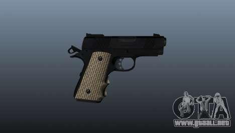 Pistola Colt Defender para GTA 4 tercera pantalla