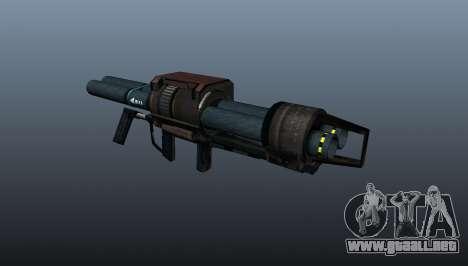 Halo lanzacohetes para GTA 4 segundos de pantalla