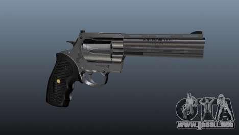 Revólver magnum 357 para GTA 4 tercera pantalla