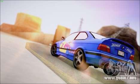 Reflective ENBSeries v1.0 para GTA San Andreas tercera pantalla