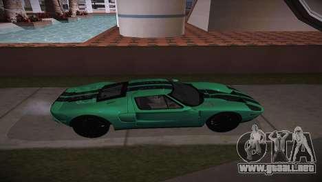 Ford GT TT Ultimate Edition para GTA San Andreas left