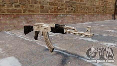 AK-47 actualizado para GTA 4