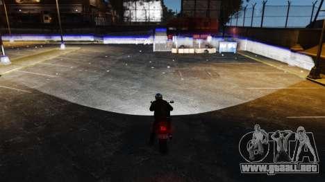 Nuevo Xenon faros v1.2 para GTA 4 segundos de pantalla