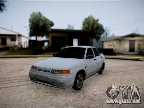 VAZ 2110 Restyling para GTA San Andreas