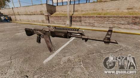 AK-47 v4 para GTA 4
