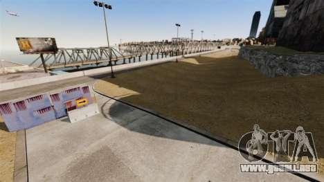 Bohan-Dukes Off Road Track para GTA 4 tercera pantalla