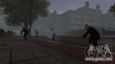 Nuevo Zombie-script para GTA 4 segundos de pantalla