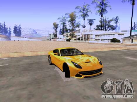 SA_RaptorX v2.0 para PC débil para GTA San Andreas