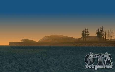 Timecyc v2.0 para GTA San Andreas sexta pantalla