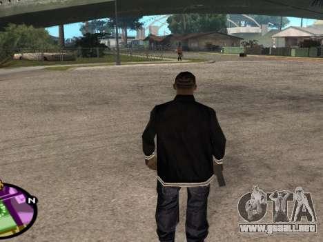 Nuevo Bmybar para GTA San Andreas segunda pantalla