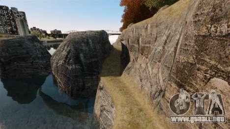 Bohan-Dukes Off Road Track para GTA 4 undécima de pantalla