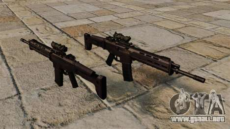 Fusil automático de Magpul Masada para GTA 4